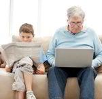 разные поколения