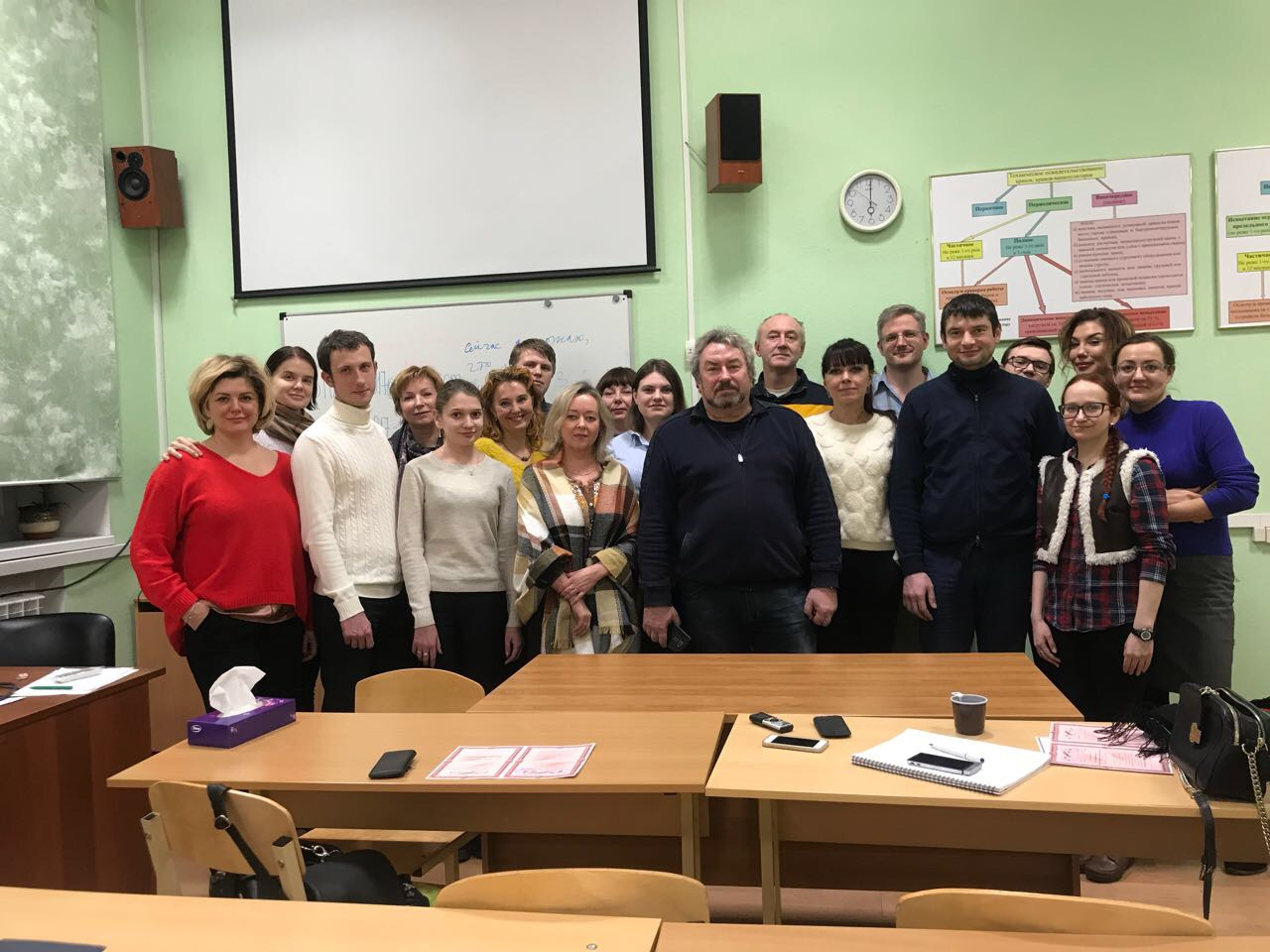 Семинар по ДПДГ с В.А. Доморацким